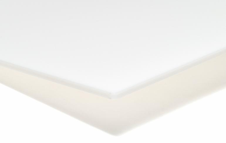 PLEXIGLAS® GS LED 3,0 mm, Vit LT 47%